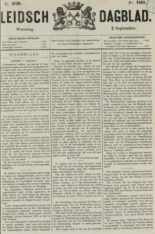 Leidsch Dagblad 1868-09-02