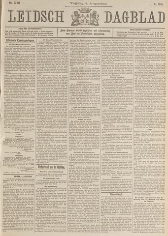 Leidsch Dagblad 1916-08-04