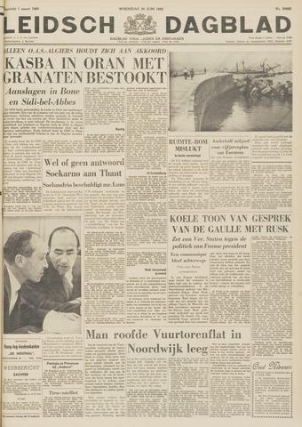 Leidsch Dagblad 1962-06-20