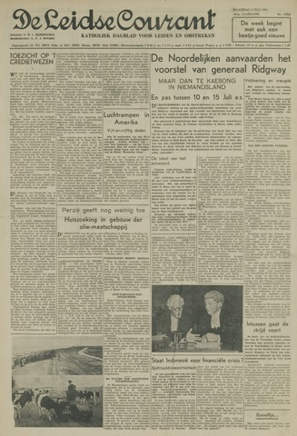 Leidse Courant 1951-07-02