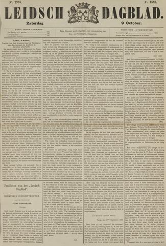 Leidsch Dagblad 1869-10-09