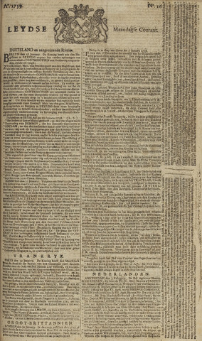 Leydse Courant 1759-02-05
