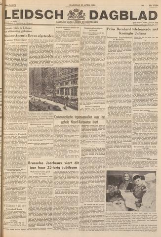 Leidsch Dagblad 1951-04-23