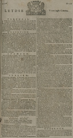 Leydse Courant 1728-09-29