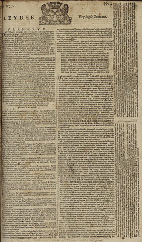 Leydse Courant 1753-01-19