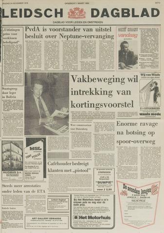 Leidsch Dagblad 1978-11-24