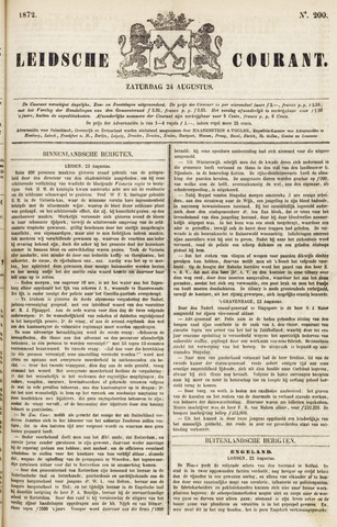 Leydse Courant 1872-08-24