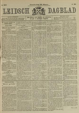 Leidsch Dagblad 1911-03-23