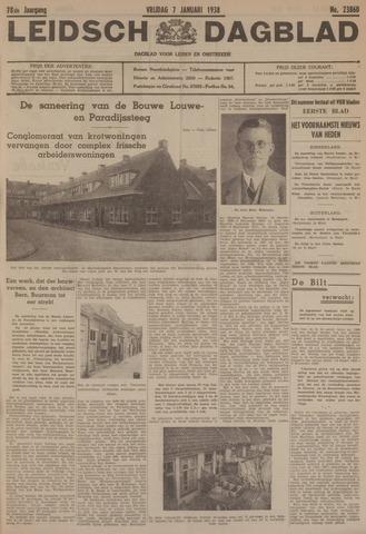 Leidsch Dagblad 1938-01-07