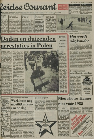 Leidse Courant 1981-12-17