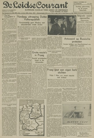 Leidse Courant 1949-10-07
