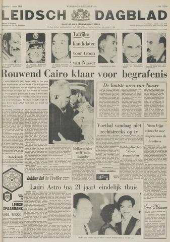 Leidsch Dagblad 1970-09-30