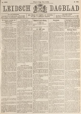 Leidsch Dagblad 1915-07-24