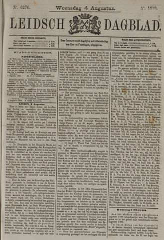 Leidsch Dagblad 1880-08-04