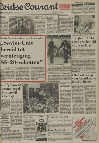 Leidse Courant 1981-12-11