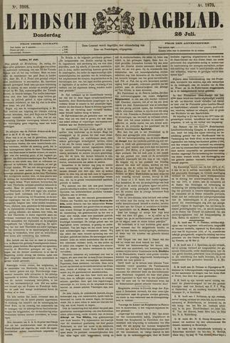Leidsch Dagblad 1870-07-28