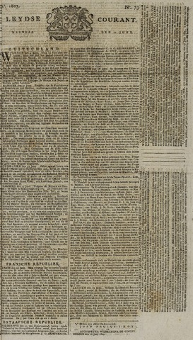 Leydse Courant 1803-06-20