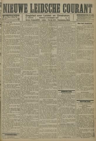 Nieuwe Leidsche Courant 1923-11-06