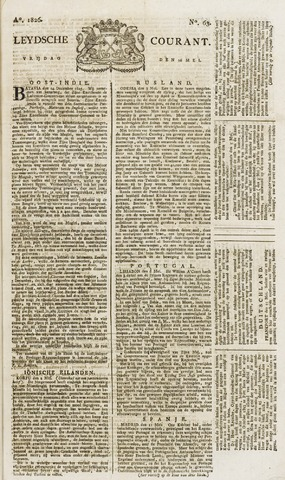 Leydse Courant 1826-05-26