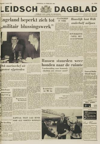 Leidsch Dagblad 1966-02-23