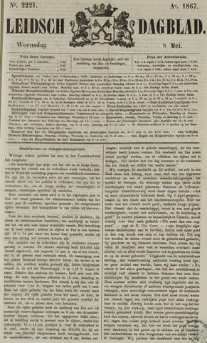 Leidsch Dagblad 1867-05-08