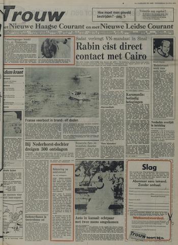 Nieuwe Leidsche Courant 1975-07-24