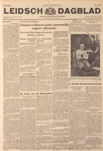 Leidsch Dagblad 1947-08-26