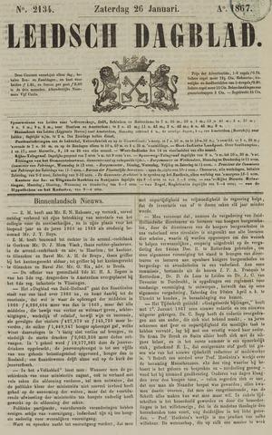 Leidsch Dagblad 1867-01-26