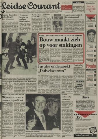 Leidse Courant 1989-02-18
