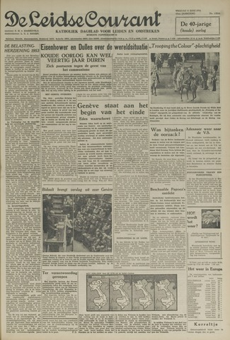 Leidse Courant 1954-06-11