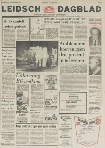 Leidsch Dagblad 1978-09-21