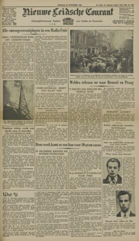 Nieuwe Leidsche Courant 1946-11-19