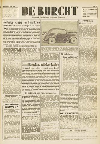 De Burcht 1946-01-21