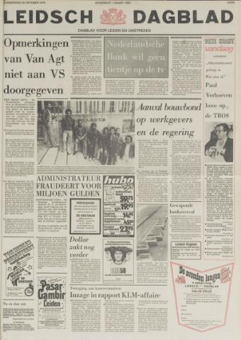 Leidsch Dagblad 1978-10-26