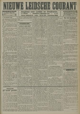 Nieuwe Leidsche Courant 1923-12-05