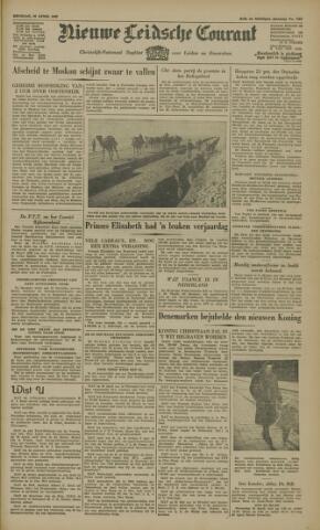 Nieuwe Leidsche Courant 1947-04-22