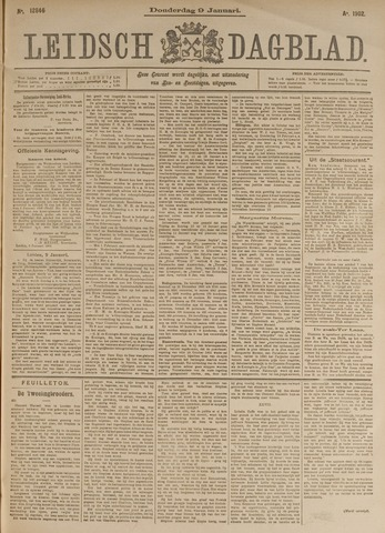 Leidsch Dagblad 1902-01-09