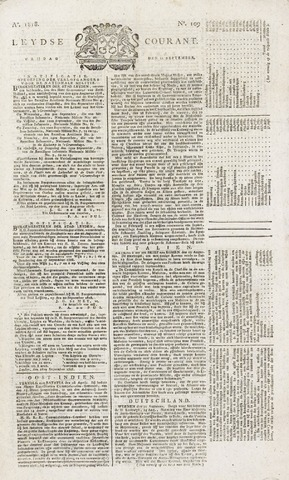 Leydse Courant 1818-09-11
