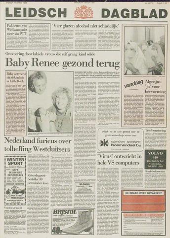 Leidsch Dagblad 1988-11-04