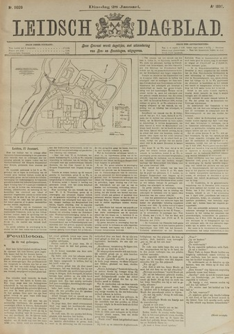 Leidsch Dagblad 1896-01-28