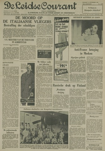 Leidse Courant 1961-11-17