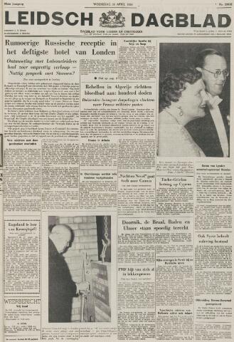 Leidsch Dagblad 1956-04-25