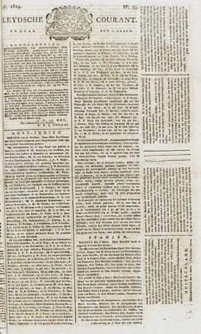 Leydse Courant 1824-03-19