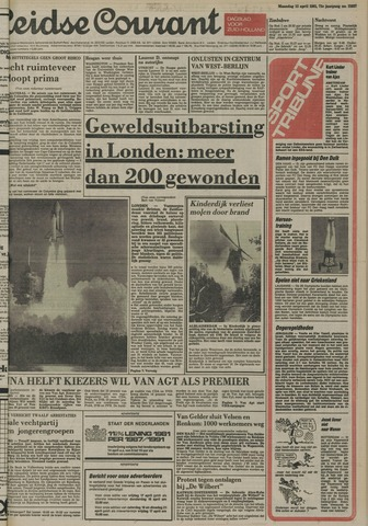 Leidse Courant 1981-04-13
