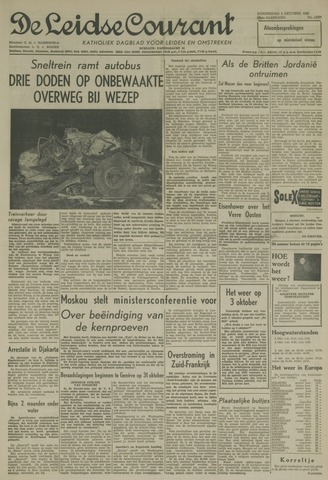 Leidse Courant 1958-10-02