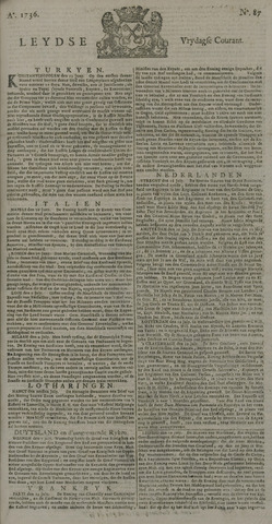 Leydse Courant 1736-07-20