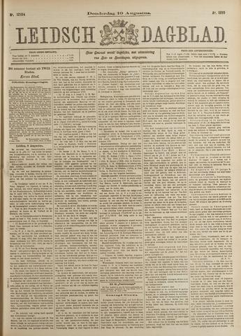 Leidsch Dagblad 1899-08-10