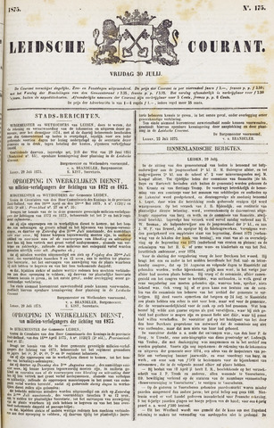 Leydse Courant 1875-07-30