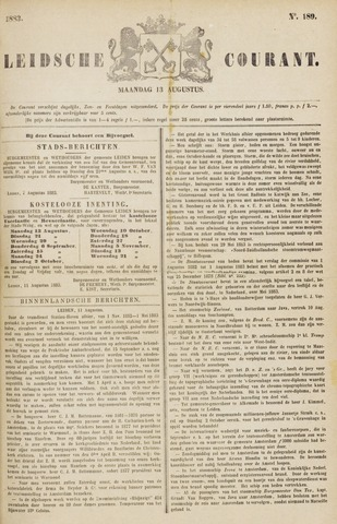 Leydse Courant 1883-08-13