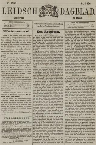 Leidsch Dagblad 1876-03-23